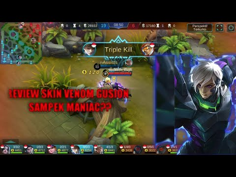 REVIEW SKIN EPIC GUSION!!! MODAL 10DM DAPET EPIC GUSION?
