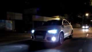 Mazdaspeed 3 vs Audi Q3 S-Tronic