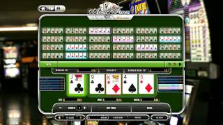Aces and Faces (Video Poker)