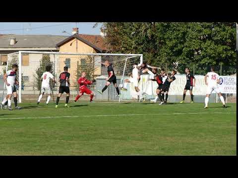 Goal di DAVIDE ALOIA ( Giovanile Centallo ) in GIOVANILE CENTALLO - BUSCA  2-1