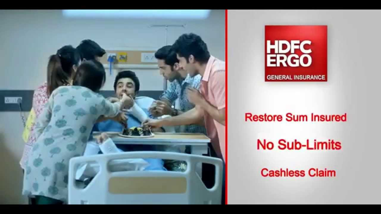 Just A Call And Get Claim Settled In A Whisker Hdfc Ergo