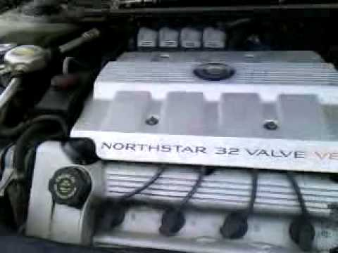 cadillac 96 motor