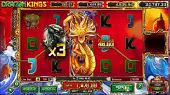 ★BIG WIN!!★ Dragon Kings Slot (Betsoft)