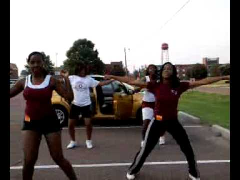 Coahoma Community College 11 12 Cheer Squad Youtube