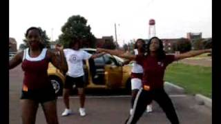 coahoma community college 11 12 cheer squad