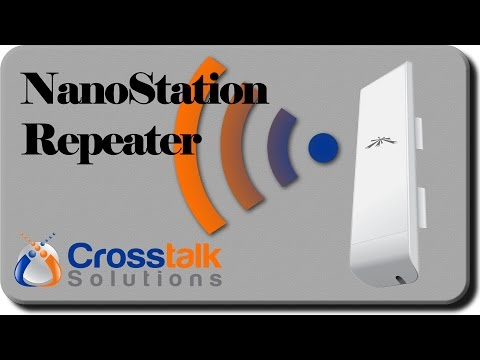 NanoStation Repeater