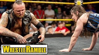 Aleister Black RETURNS! | WWE NXT Oct. 17, 2018 Review! | WrestleTalk's WrestleRamble
