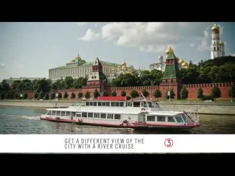 Moscow - Top 10 Sights