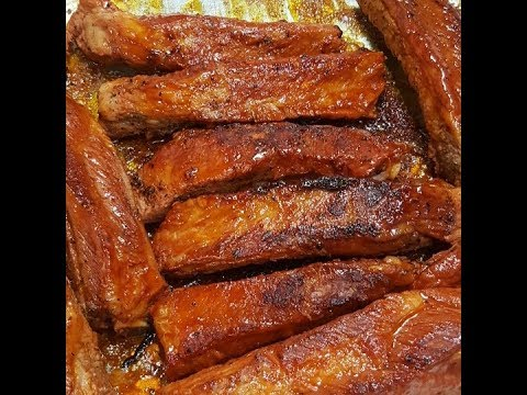 How To Make Pork Ribs. (easy And Delicious)