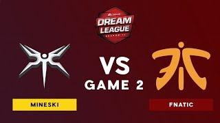 Mineski VS Fnatic | Bo3 | Winners