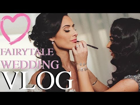 FOLLOW ME AROUND: MY SISTERS FAIRYTALE WEDDING