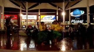"Grupo de danzas afroperuanas ""Carumba"" - Festejo de ritmo."