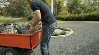Using a trailer with your Lawn Tractor
