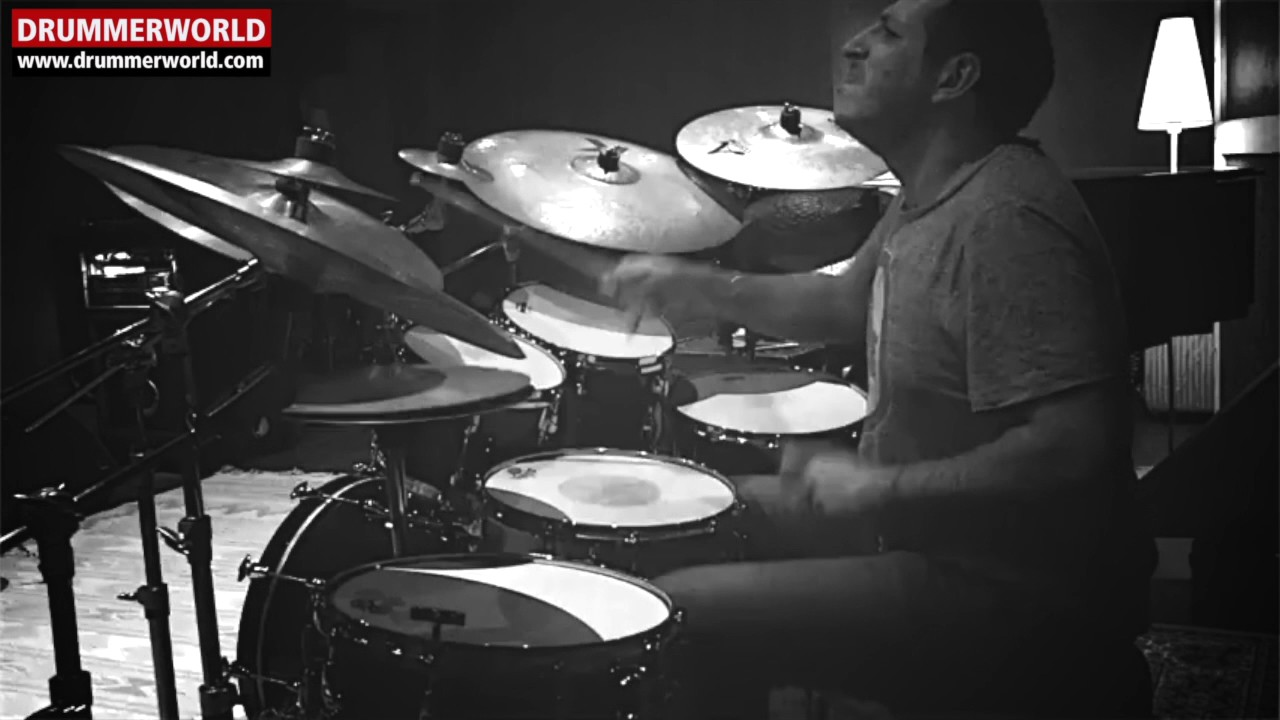 Nicolas Viccaro | DRUMS JUST JAMMING...