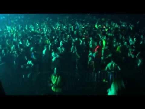 Tiesto - LIVE at UMASS Amherst - Mullins Center - Feb 21, 2013