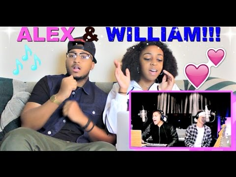 William Singe & Alex Aiono Fake Love, Broccoli, Caroline Drake, D.R.A.M. & Aminé Mashup Reaction!!!