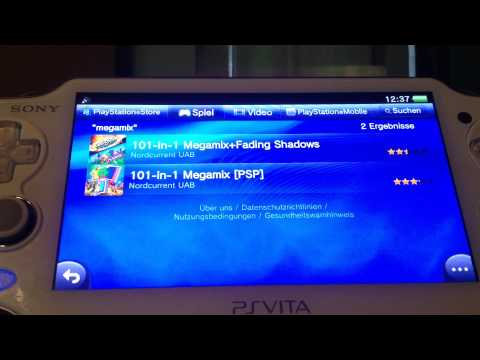 PS Vita: Megamix Exploit game getting removed from the PSN Stores