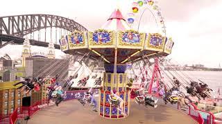 Volaré | Luna Park Sydney's Latest Ride