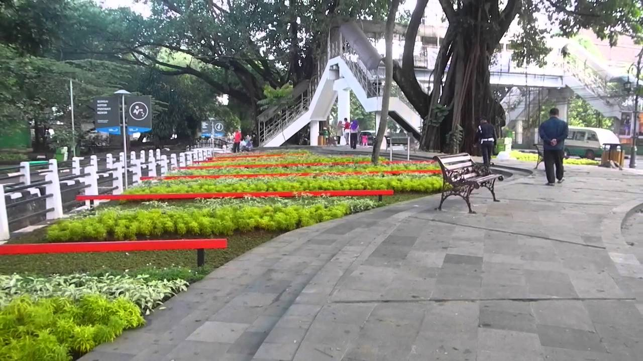 Taman Balai Kota Bandung Youtube
