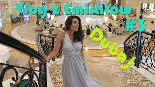 Nareszcie DUBAJ! Ekipa nam się powiększa. // Vlog z Emiratów #3