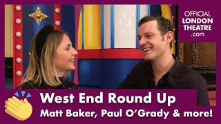 Oh no he didn't! | West End Round Up Ep. 22