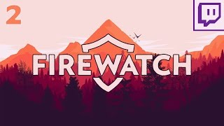 Video RockLeeSmile Live! - Firewatch (Part 2) download MP3, 3GP, MP4, WEBM, AVI, FLV Desember 2017