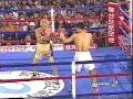 徳山昌守 vs 曺仁柱(WBC世界スーパー・フライ級タイトルマッチ)第2戦