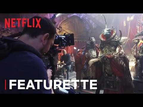 Bringing Thra to Life | The Dark Crystal: Age of Resistance | Netflix