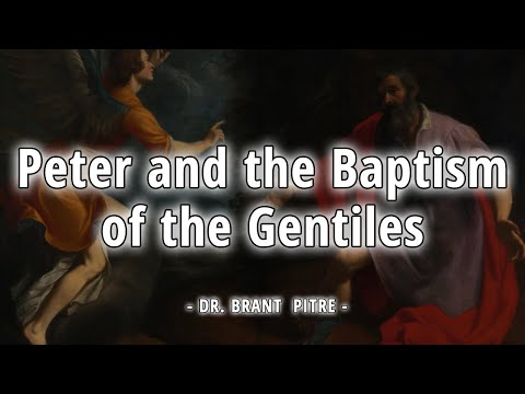Acts 10 and Baptism in the Early Church