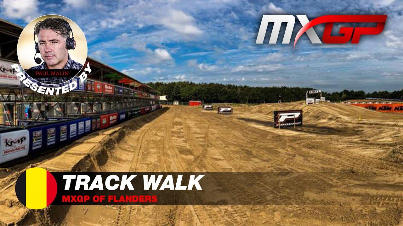 Track Walk | MXGP of Flanders 2021 #motocross