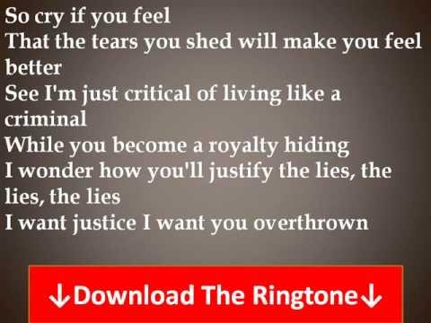 Rev Theory - Justice Lyrics