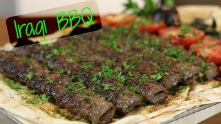 Iraqi Style Kabab BBQ Recipe _ How to make Iraqi Kabab
