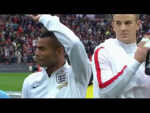 Ashley Cole - England Captain