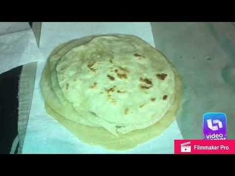 flour-tortillas-using-my-brentwood-tortilla-maker
