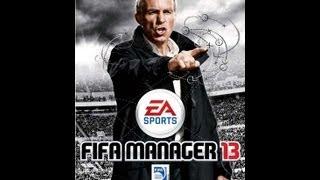 Обзор игры - FIFA Manager 13(Стоит ли  начинать Lets play?)