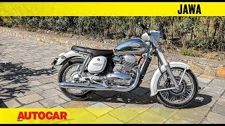 New 2018 Jawa | First Look and Walkaround | Autocar India