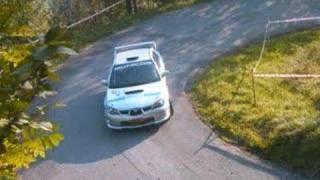 Rally du Mont Blanc 2007 (montée joux plane)