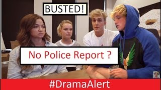 jake paul lying logan paul too dramaalert faze rug joins ricegum banks bhad bhabie