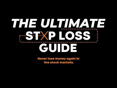 Ultimate Stop Loss Guide (How To Never Lose Money Again)