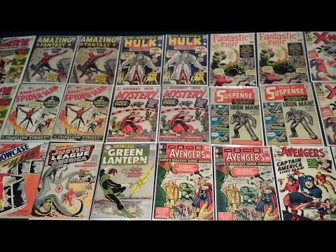 The Best Comic Book Collection In The World!