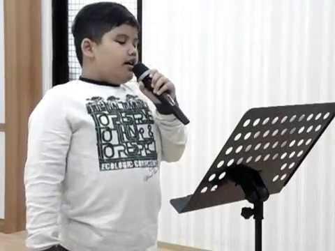 AVE MARIA - JORDAN - Vocal Lesson with Rio Silaen