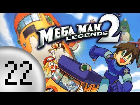 Let's Play Megaman Legends 2 [22] Class S