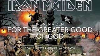 For The Greater Good Of God-iron Maiden-sub Esp