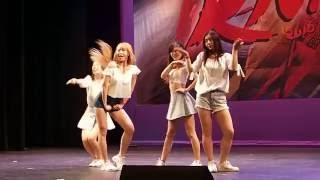 [K-Nite 2016] SISTAR (씨스타) - Shady Girl (가식걸) [LIVE COVER] by The It Girls (TIG)