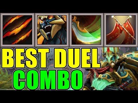 King Of Ability Draft COMBO   Dota 2 Ability Draft
