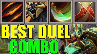 King Of Ability Draft COMBO | Dota 2 Ability Draft