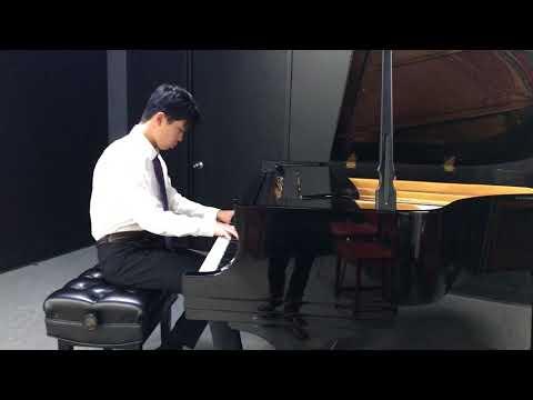 Andrew Zhang-L.van BEETHOVEN, Op.27, No.2, 3rd movement