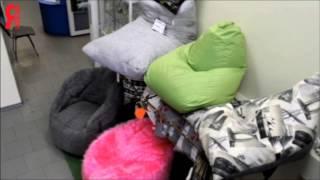 видео производстве и продаже бескаркасной мебели