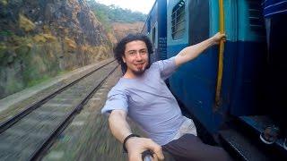 Индия. Жесть. Мусор. Полный обзор поезда из Дели в Гоа. Слипер класс. Обезьяны