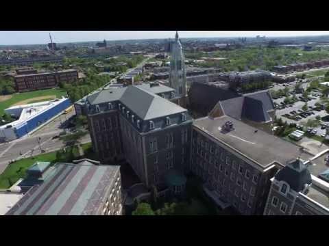 Tour of Saint Ignatius College Prep